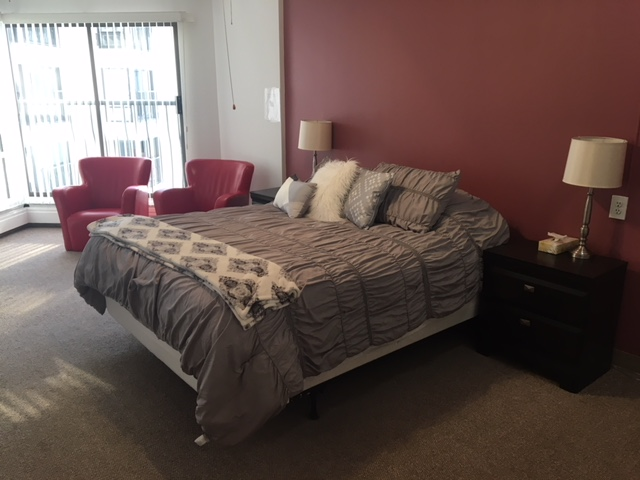 Guest Suites Available at St. Andrew's Centre