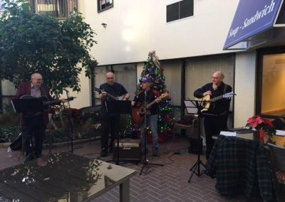 Entertainment St Andrews Day 2017