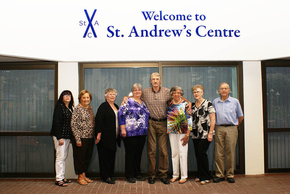 st andrews centre residents association